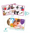 Gra edukacyjna - dźwięki i instrumenty