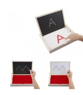 Zestaw - taca oraz tablica