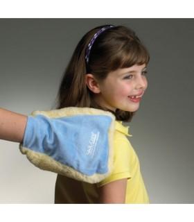 Wibracyjna rękawica do masażu