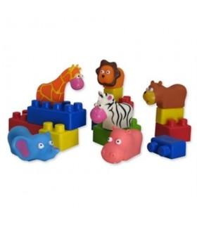 Edu-klocki zwierzęta
