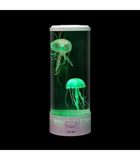 Lampka z meduzami