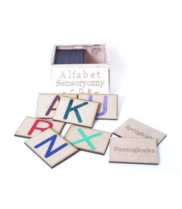Alfabet Sensoryczny