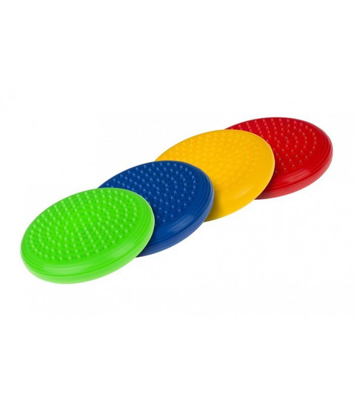 Zestaw 4 poduszek sensorycznych