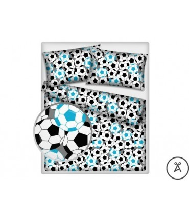 Kołdra obciążeniowa piłka nożna 2