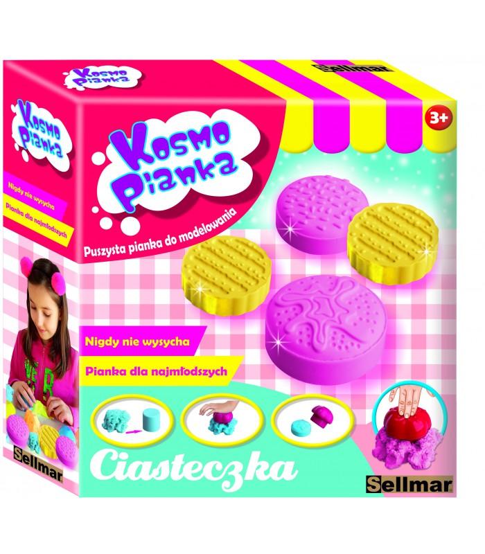 Kosmo Pianka - ciasteczka