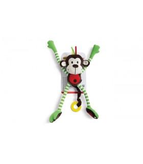 Szczęśliwa małpka