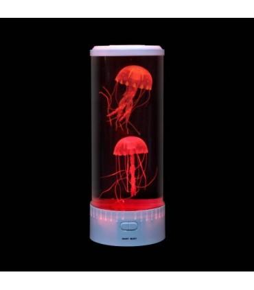 Mała lampka z meduzami