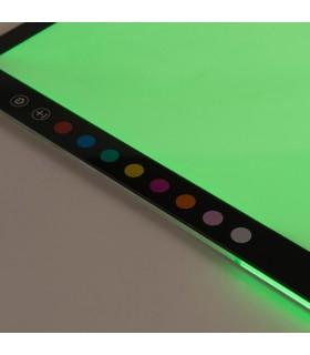 Panel podświetlany A3 - zmienne światło