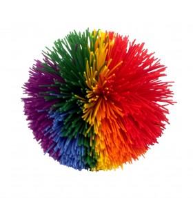 Kolorowa piłka koosh