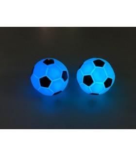 Zmieniająca kolor piłka nożna