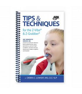 Wskazówki i techniki używania masażera/wibratora logopedycznego