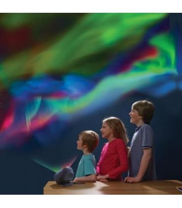 Projektor zorza polarna