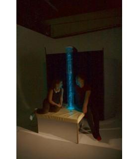 Podest 90x90 cm do kolumny bąbelkowej/huraganowej