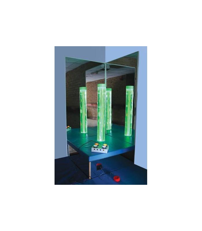 Bezpieczne lustro 155x90cm