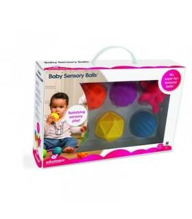 Zestaw piłek sensorycznych dla dzieci