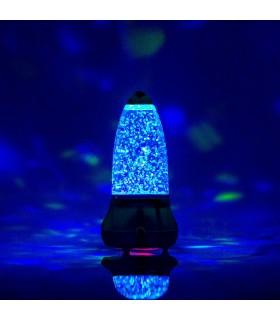 Lampka wulkan brokatowa