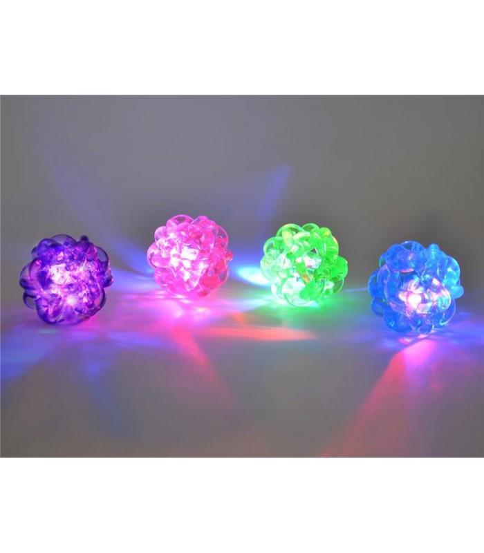 Świecąca piłka węzły