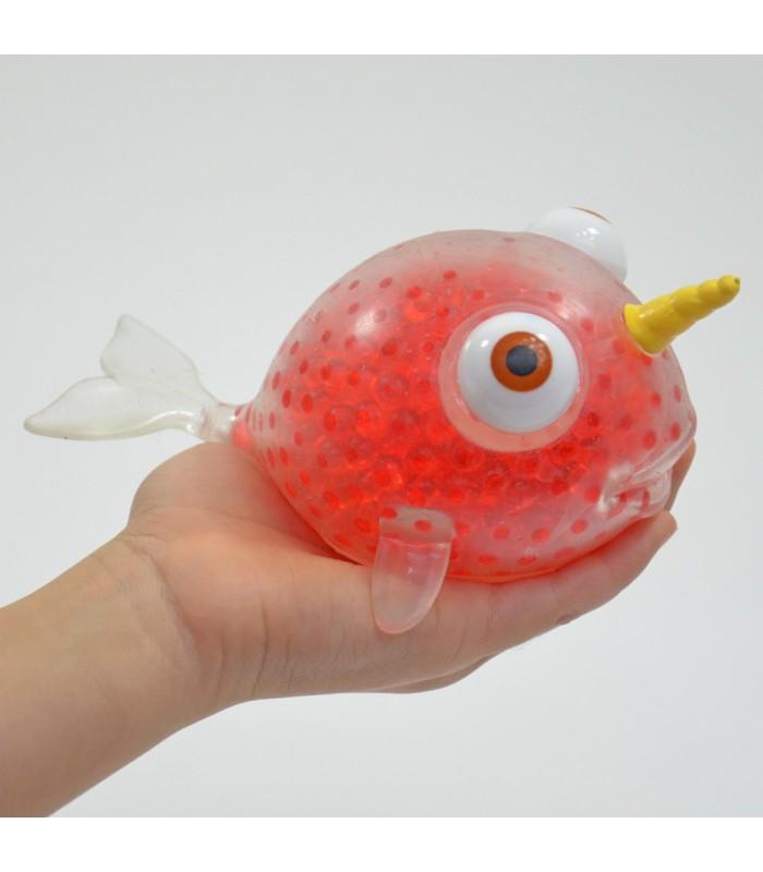Gniotek rybka (narwal)