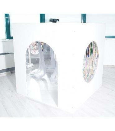 Domek lustrzany 2 z akcesoriami