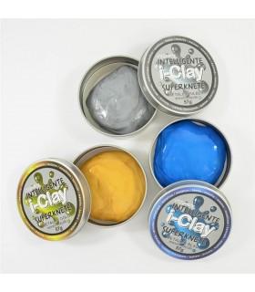 Rozciągliwa masa kolor metaliczny