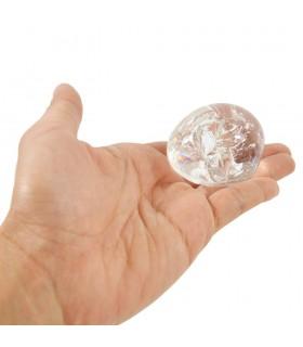 Rozciągliwa masa przezroczysta/szkło