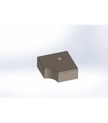 Podium narożnik (system easy connect)