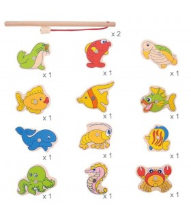 Gra wodne łowienie