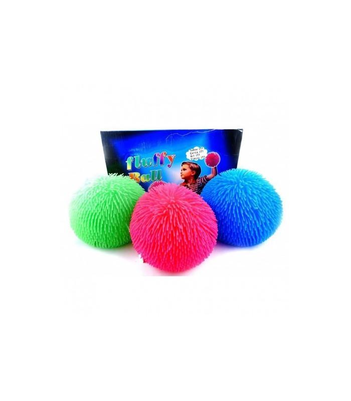 Mega piłka z włosami 27cm