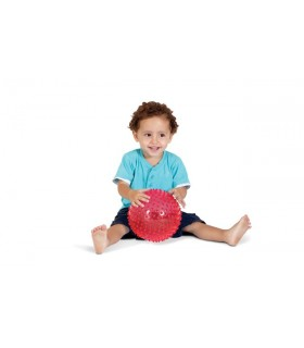 Zestaw sensorycznych piłek (9 sztuk)