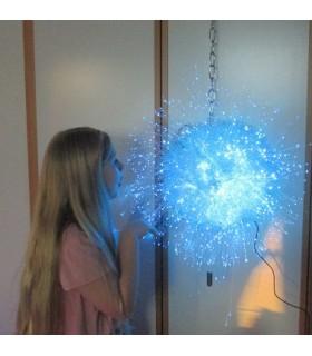 Światłowodowa meduza