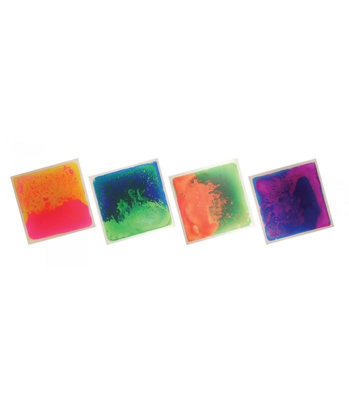 Sensoryczna podłoga UV (zestaw 4 szt.)