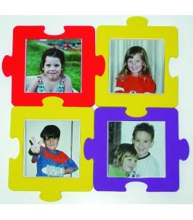 Puzzle ramki