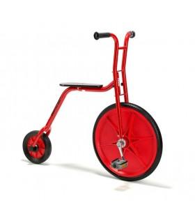 Duży śmieszny rower