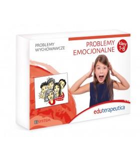 Eduterapeutica Problemy wychowawcze. Problemy emocjonalne. Dla nauczycieli