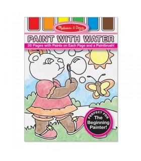 Wodne kolorowanki dla dziewczynki