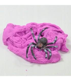 Piasek kinetyczny z pająkiem