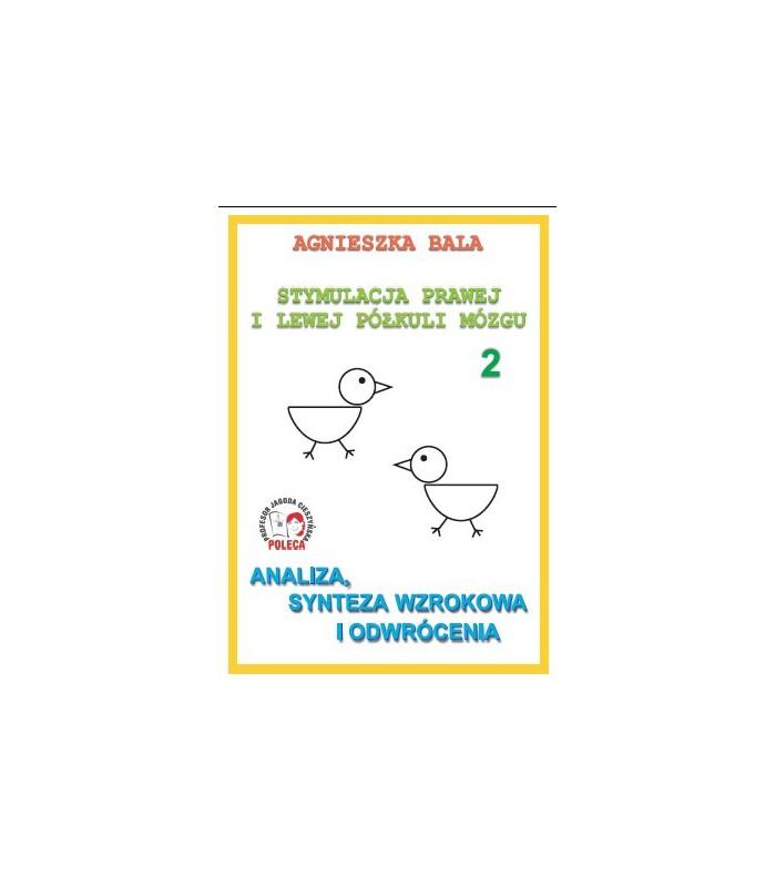 Zeszyt ćwiczeń 2, Analiza,synteza wzrokowa i odwrócenia