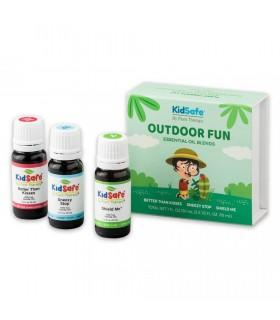 Zestaw olejków zabawa na dworze + dyfuzor
