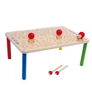 Stół magnetyczne wyścigi