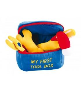 Pluszowy zestaw narzędzi