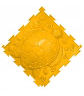 Ścieżka sensoryczna puzzle żółw- zestaw 3szt.