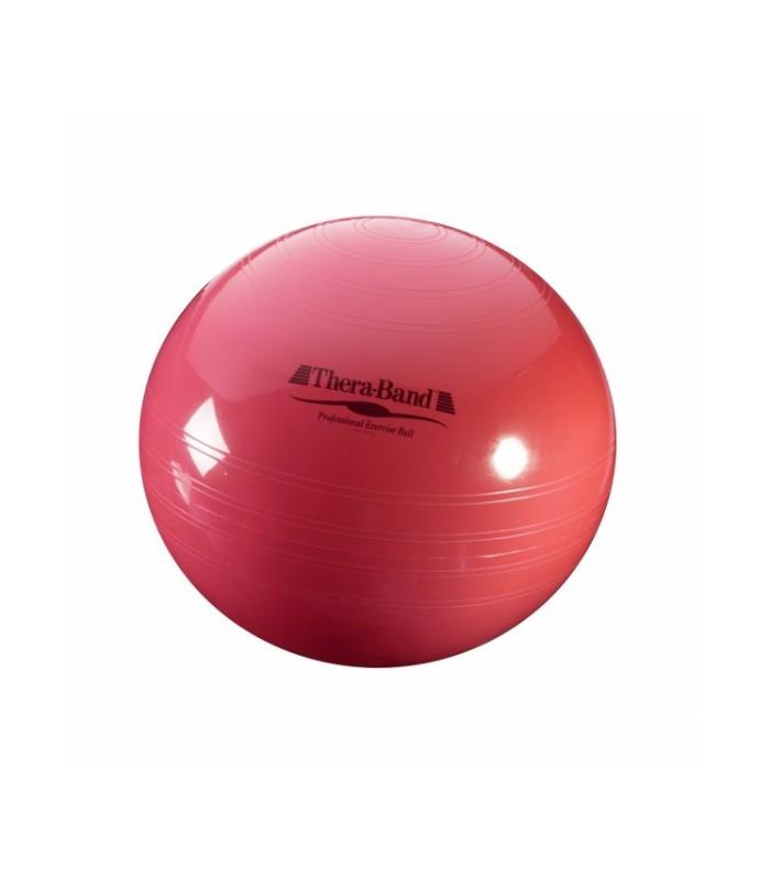 Piłka rehabilitacyjna 55 cm czerwona