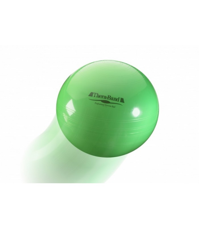 Piłka rehabilitacyjna 65 cm z ABS zielona