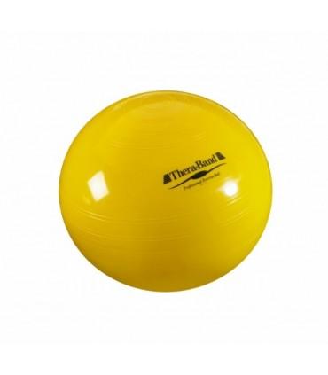 Piłka rehabilitacyjna 45 cm z ABS żółta
