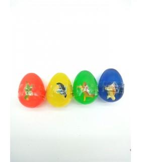 Jajko z dinozaurem w środku