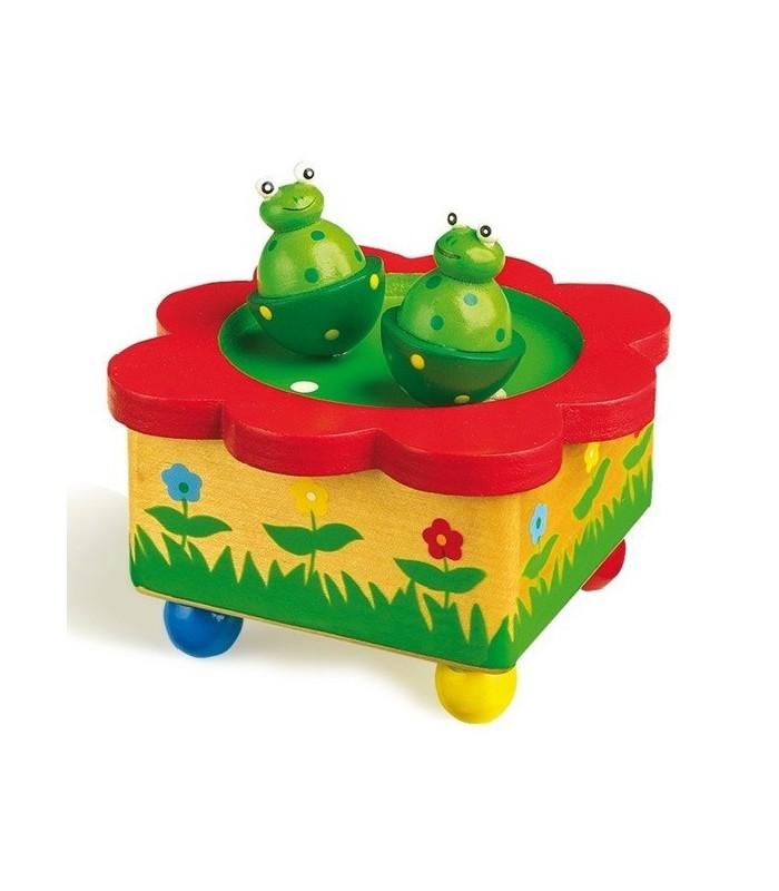 Pozytywka żabki