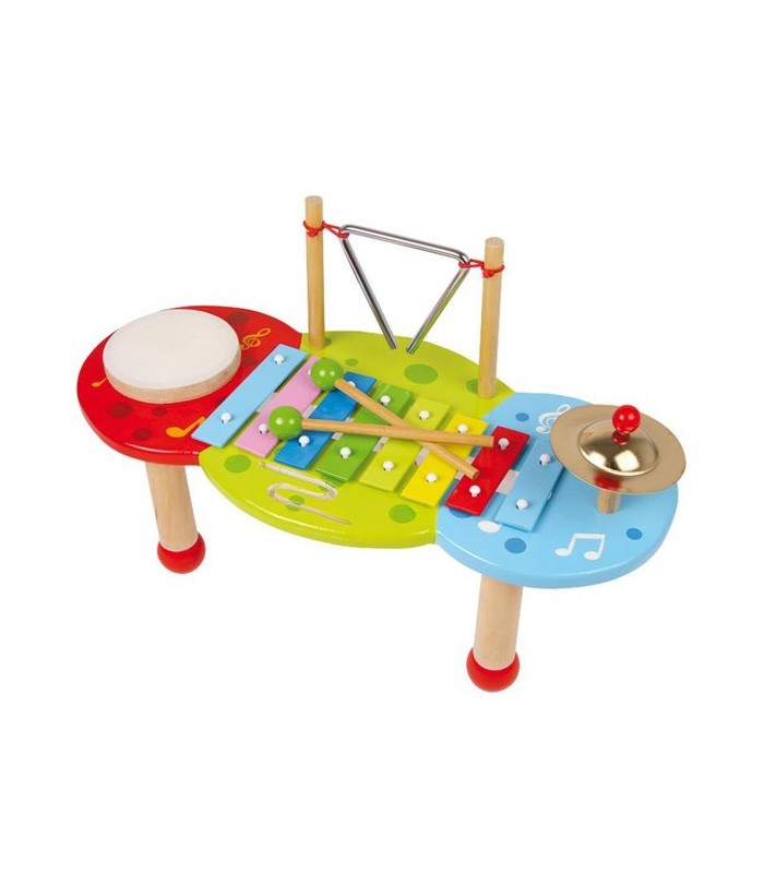 "Ksylofon ""Deluxe"". Muzyczny stolik"