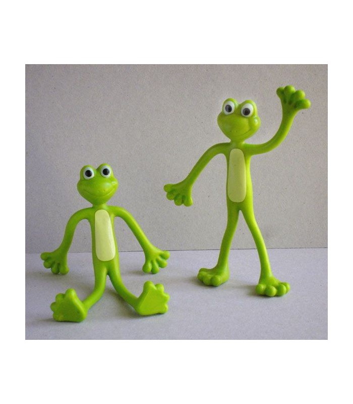 Wyginająca się żabka