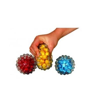 Zestaw piłek sensorycznych z kuleczkami
