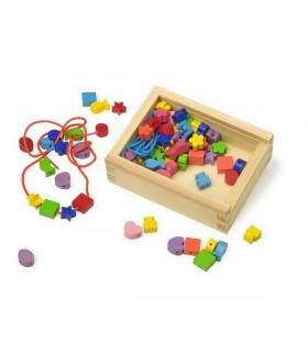 Mały zestaw korali w pudełku
